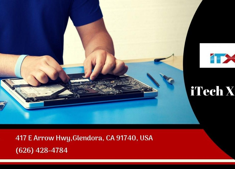 Apple Laptop Repair Glendora