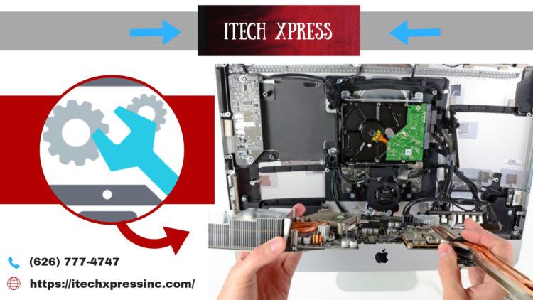 Apple iMac Repair Covina
