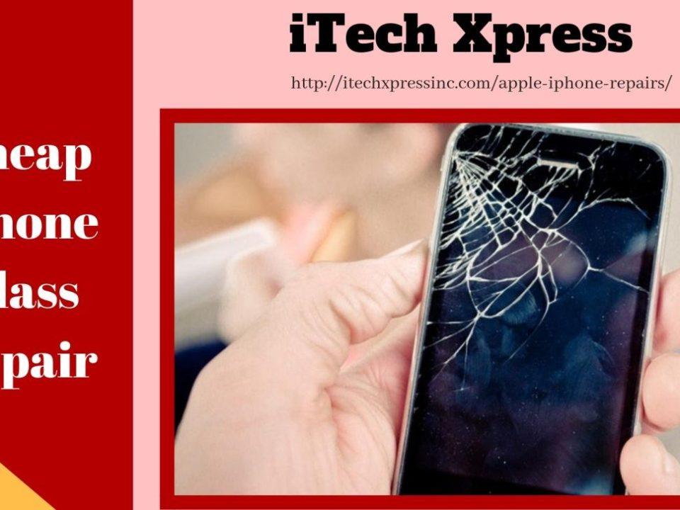 iPhone Glass Repair