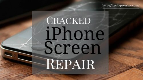 Fix Cracked iPhone Screen