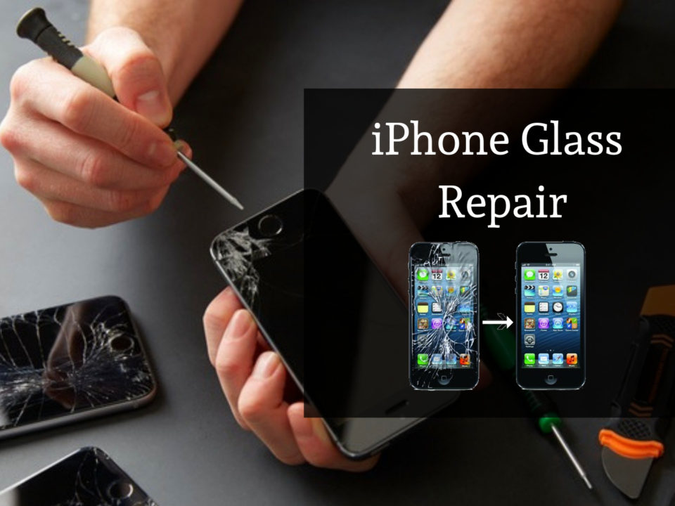 iPhone Glass Repair