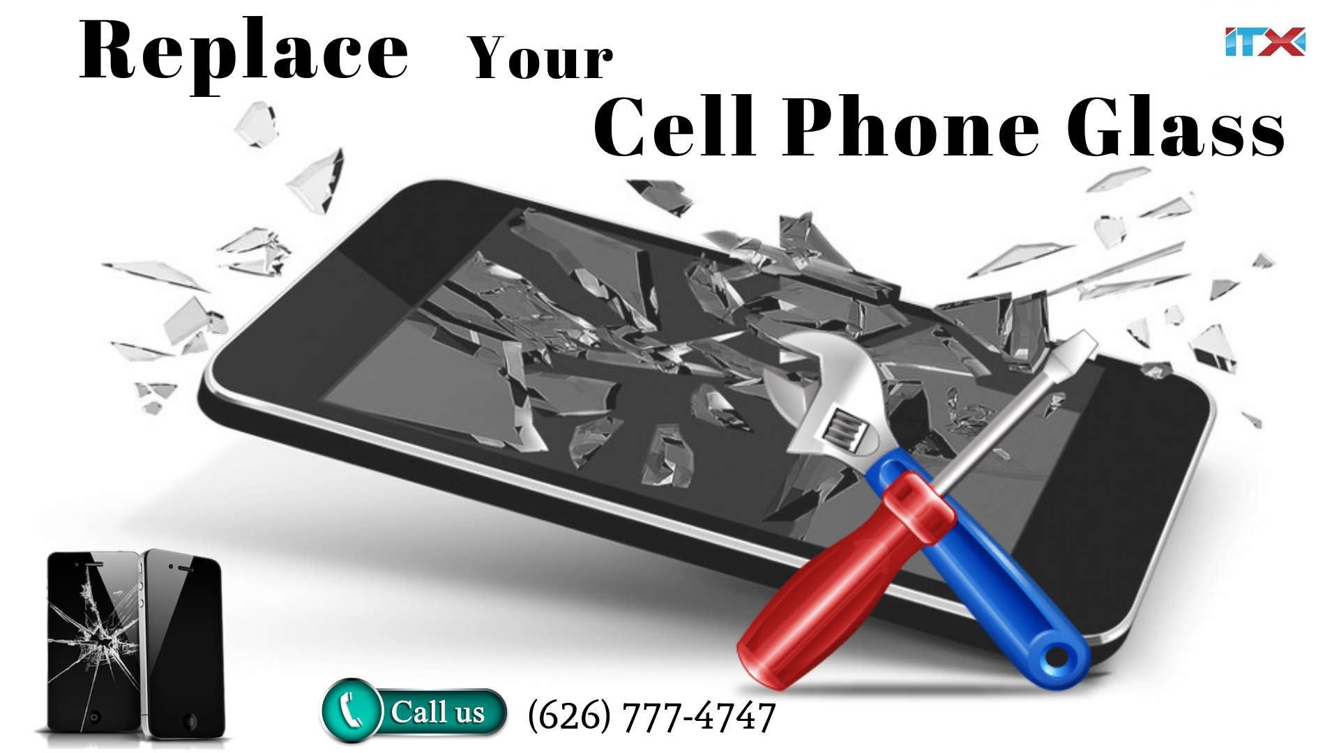 Cell Phone Glass Replacement