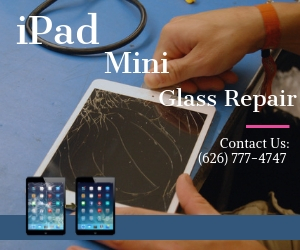 iPad Mini Glass Repair