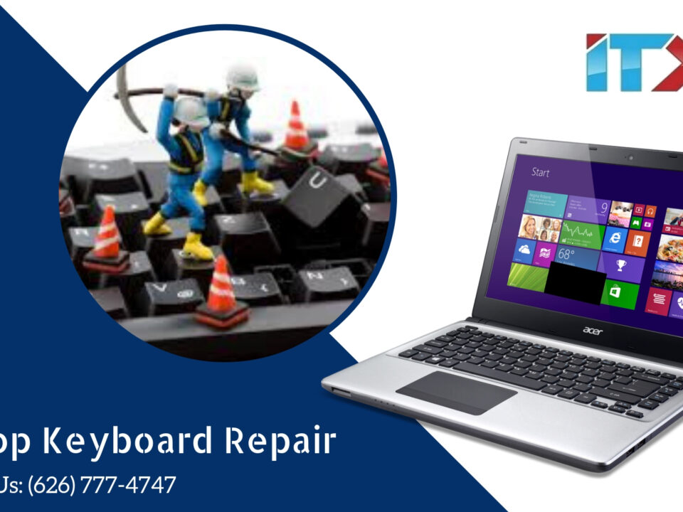 Laptop Keyboard Repair