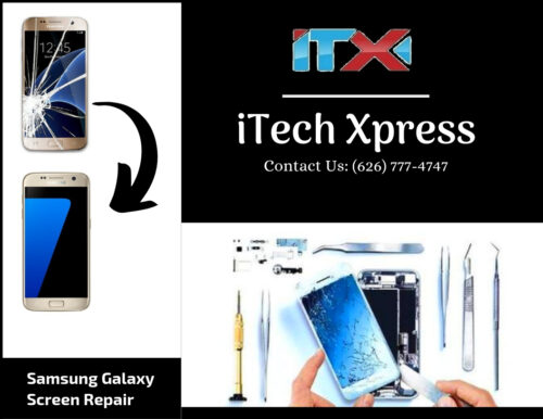 Samsung Galaxy Screen Repair