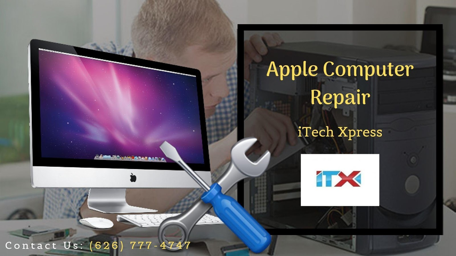 Apple Computer Repair