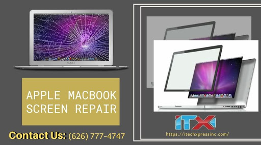 Apple Macbook Screen Repair