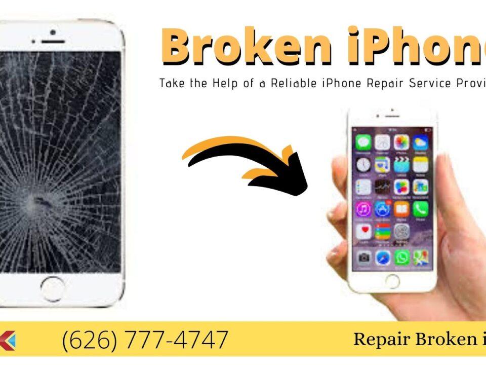 Repair Broken iPhone