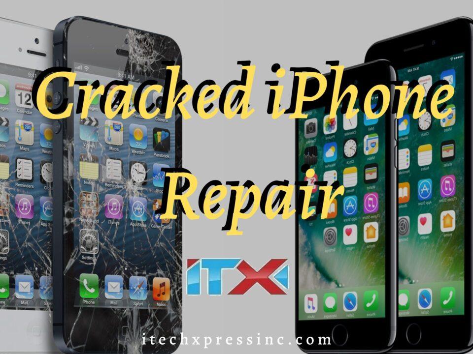 Cracked iPhone Repair