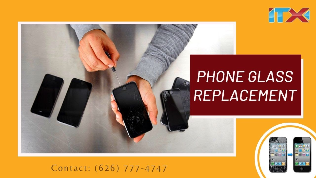 Phone Glass Replacement