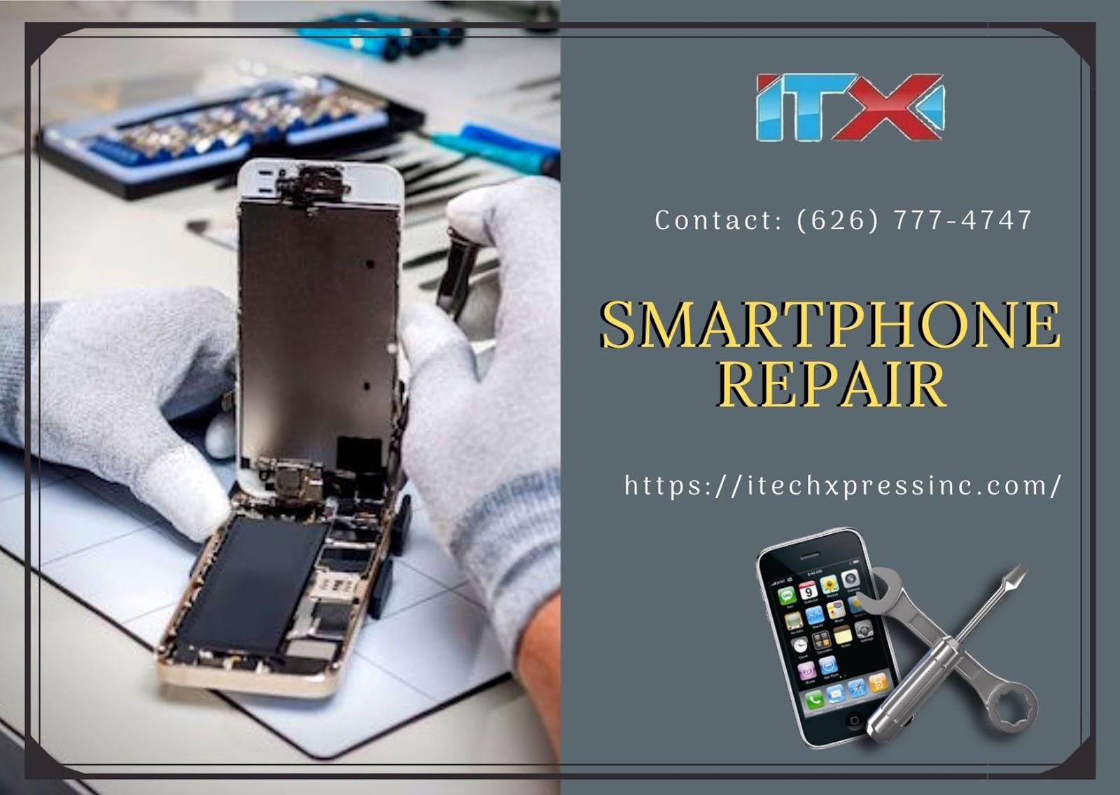 Smartphone Repair Covina