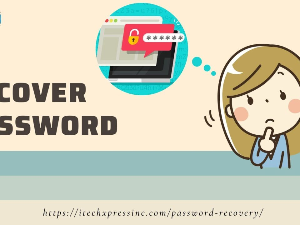 Recover Password Covina