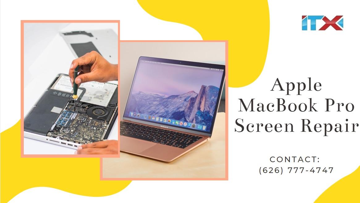 Apple MacBook Pro Screen Repair