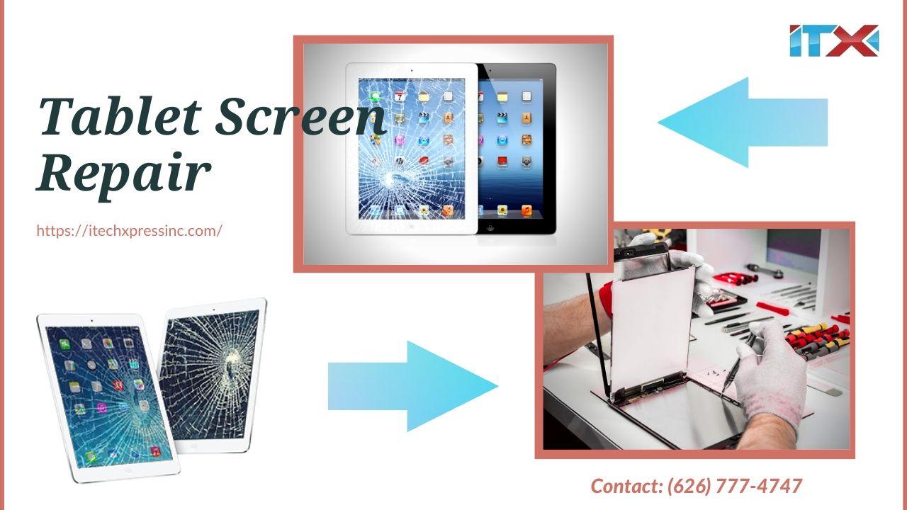 Tablet Screen Repair near Me