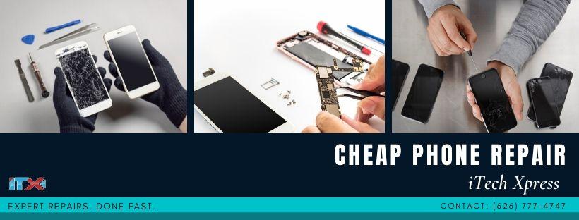 Cheap Phone Repair Shops near Me