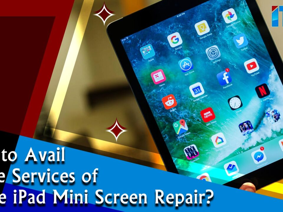 Apple iPad Repair Locations