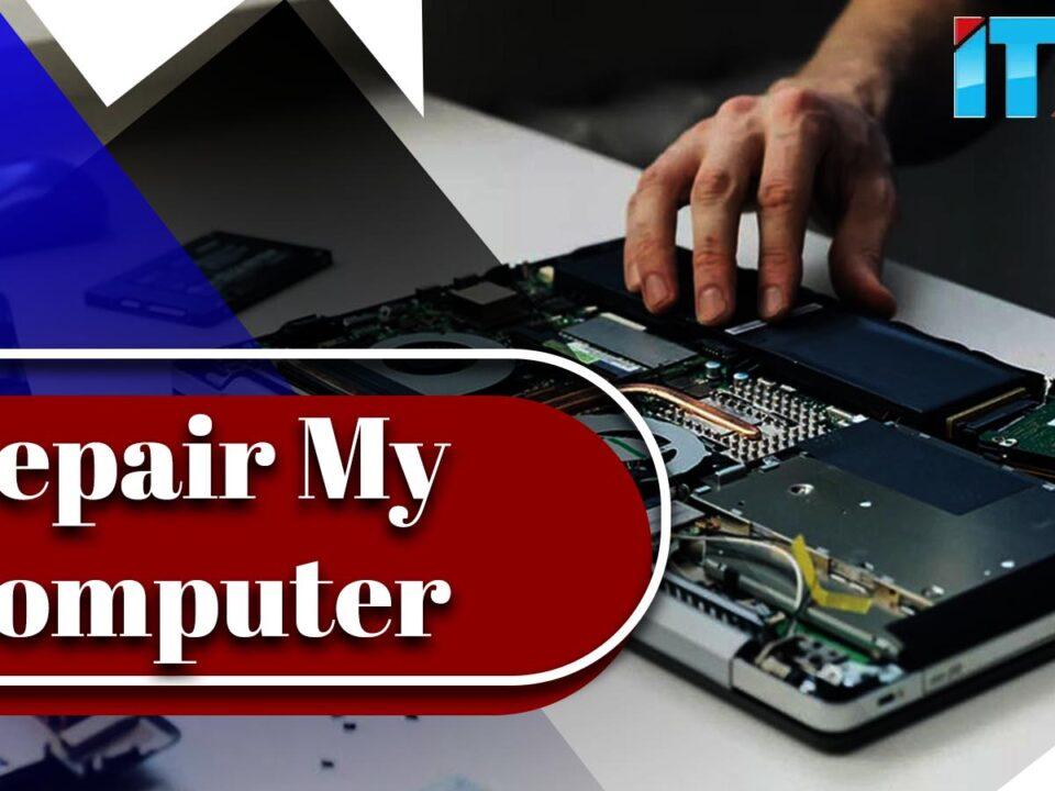 Repair My Computer