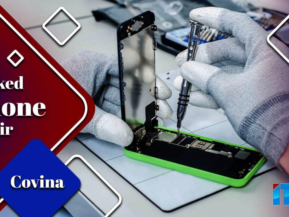 Cracked iPhone Screen Repair Covina