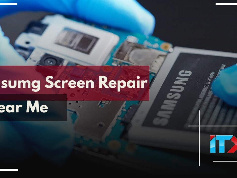 Samsung Screen Repair near me