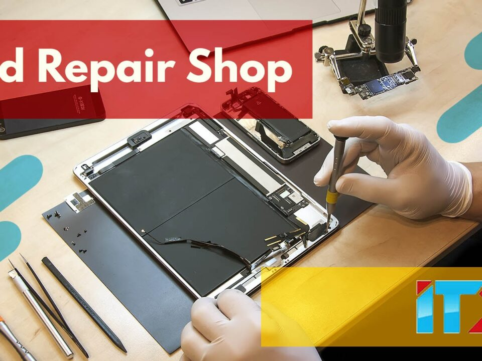 iPad Repair Shop