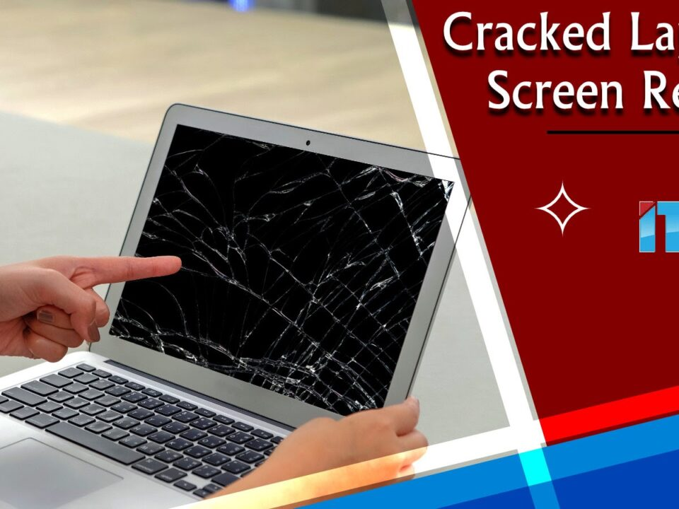 Cracked Laptop Screen Repair Cost