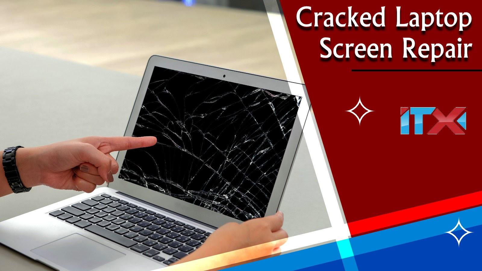 Cracked Laptop Screen Repair Cost