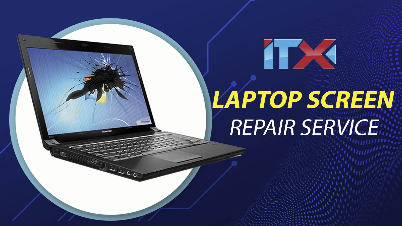 Laptop Screen Repair Service