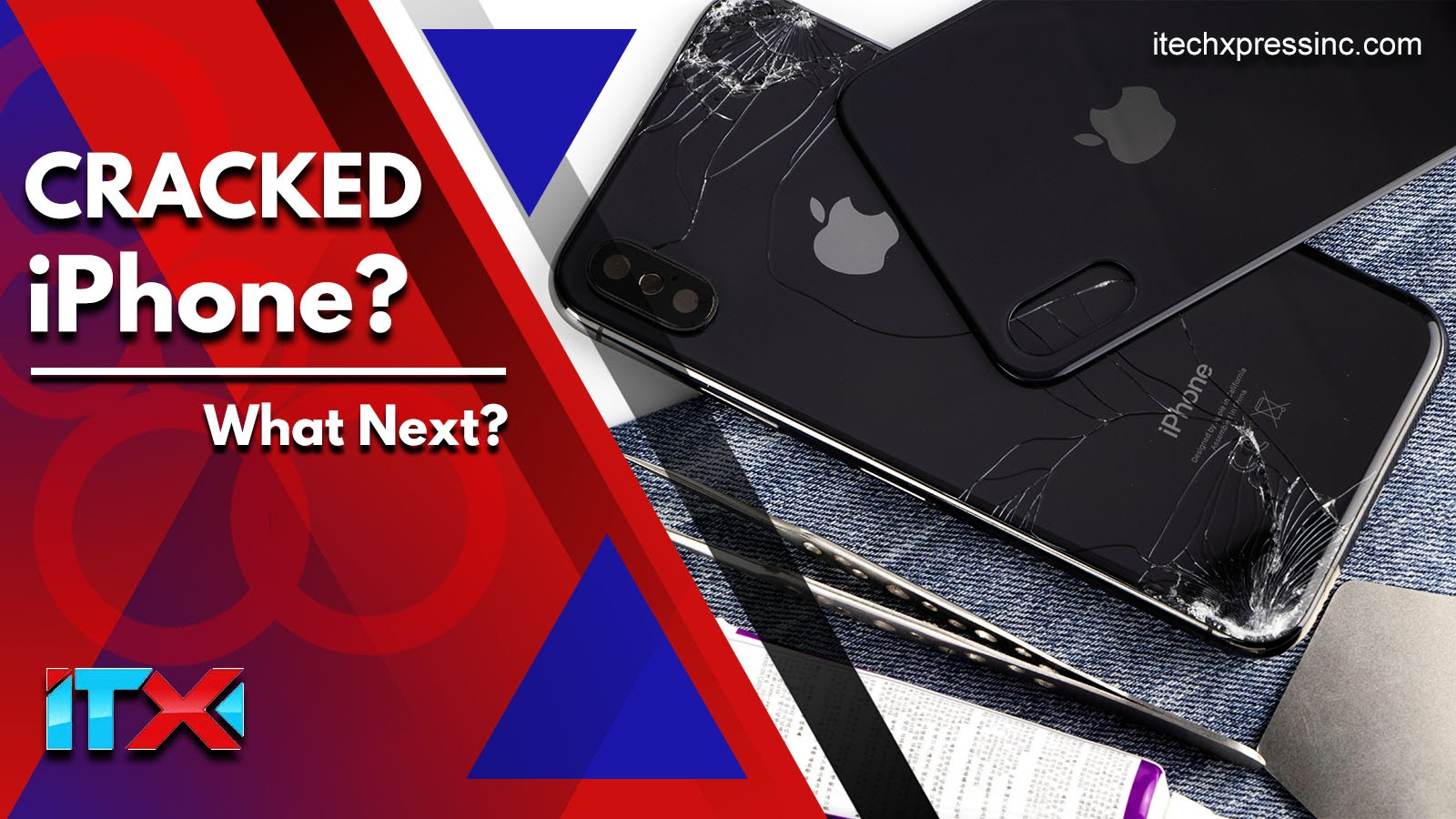 Where to Get iPhone Screen Fixed near Me