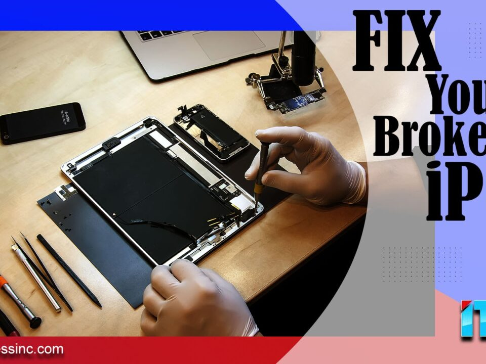 iPad Screen Repair Covina
