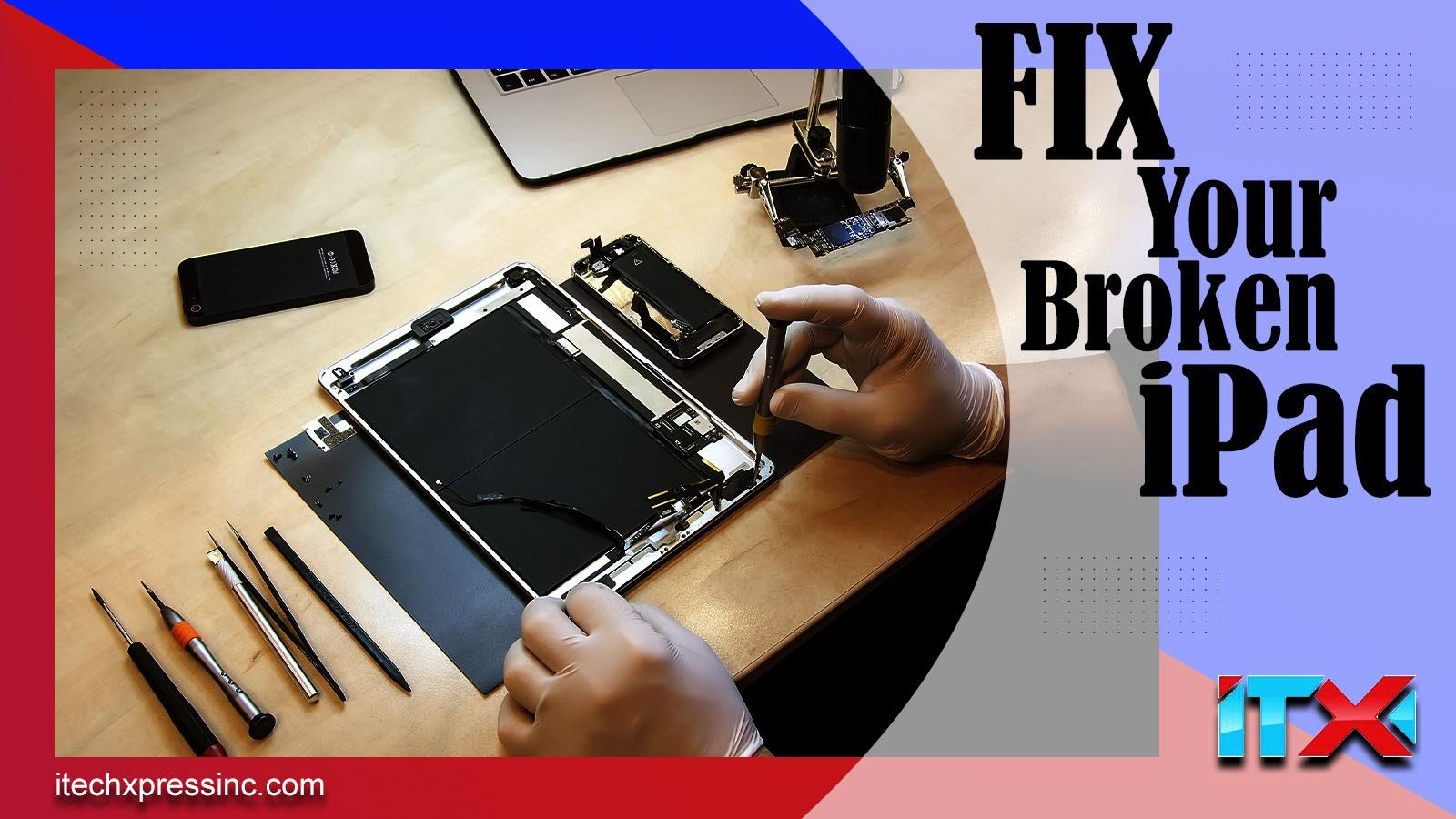 iPad Screen Repair Covina
